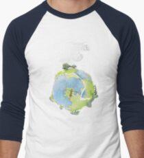 Yes - Fragile Men's Baseball ¾ T-Shirt