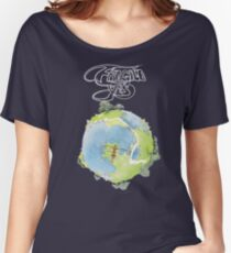 Yes - Fragile Women's Relaxed Fit T-Shirt