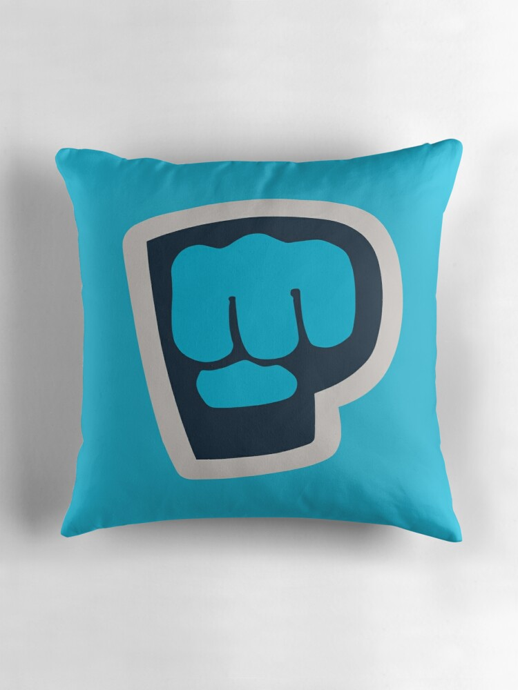 Quot Pewdiepie Merch Quot Throw Pillows By Broarmy99 Redbubble