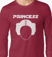 Star Wars Princess Leia Carrie Fisher white Long Sleeve T-Shirt