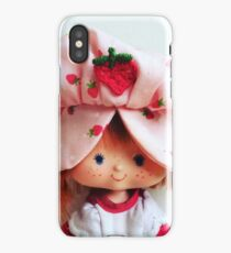Vintage Strawberry Shortcake iPhone Case/Skin