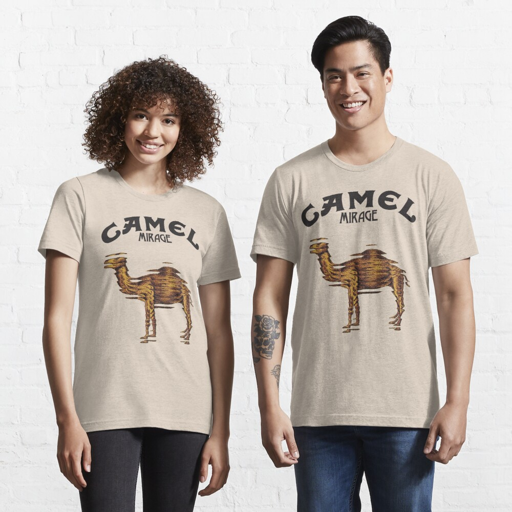 Camel Mirage Band Essential T-Shirt