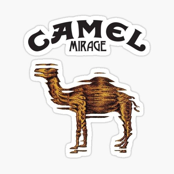 Camel Mirage Band Sticker