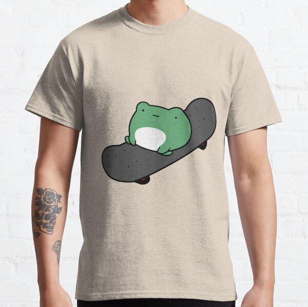 Skateboarding Frog Classic T-Shirt