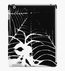 The Web & the Spider iPad Case/Skin