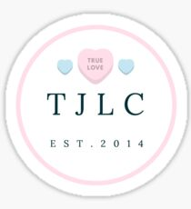 tjlc is real  Sticker
