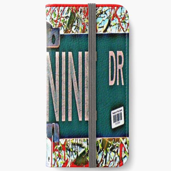 Front Nine Drive iPhone Wallet