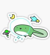 Space Tadpole Sticker