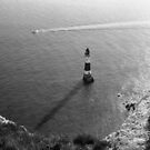 Beachy Head Lighthouse by willgudgeon