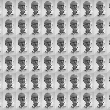 Jeremy Corbyn Merch by AndrewsGamarra