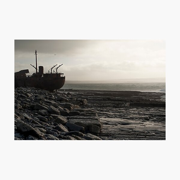 The Plassey Photographic Print