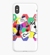 Board Games iPhone Case/Skin