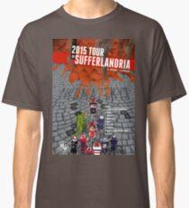 Tour of Sufferlandria 2015 Classic T-Shirt