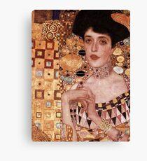 Art Nouveau Woman Canvas Print
