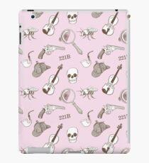 221B Pattern iPad Case/Skin