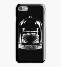 Abby Normal BLACK iPhone Case/Skin