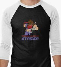 Class A Strider Men's Baseball ¾ T-Shirt