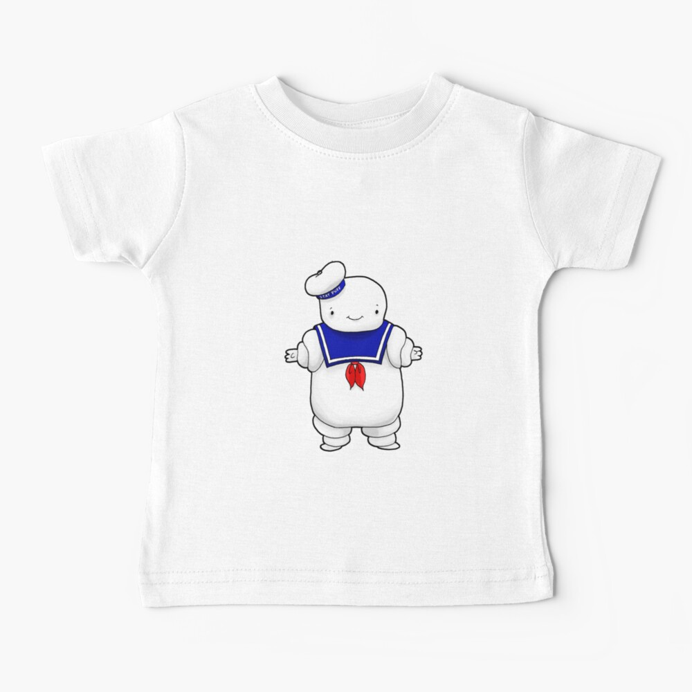 Stay puft marshmallow man Baby T-Shirt
