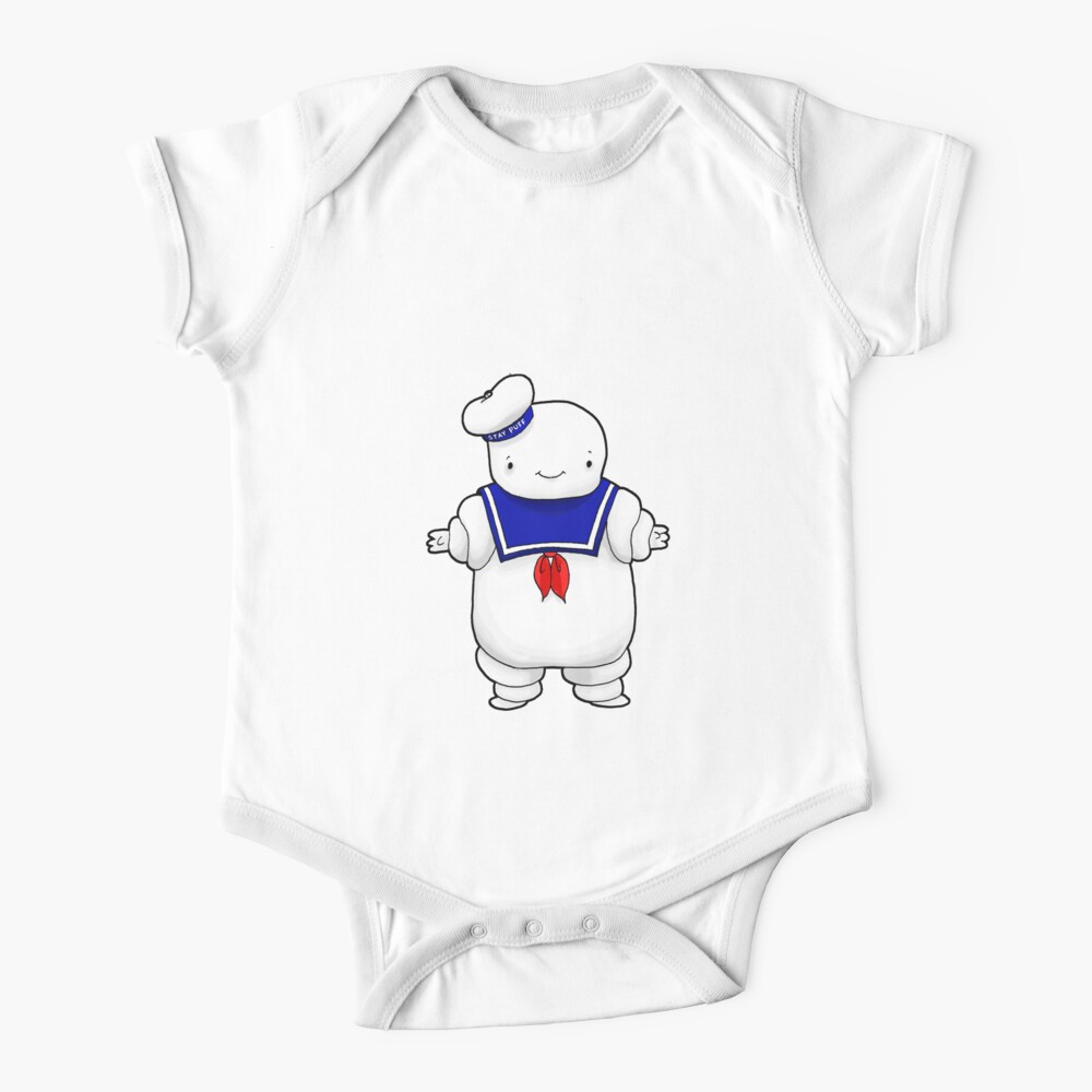 Stay puft marshmallow man Baby One-Piece
