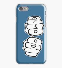 Elwood Blues Hand iPhone Case/Skin