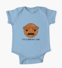 It's Clobberin' Time! One Piece - Short Sleeve