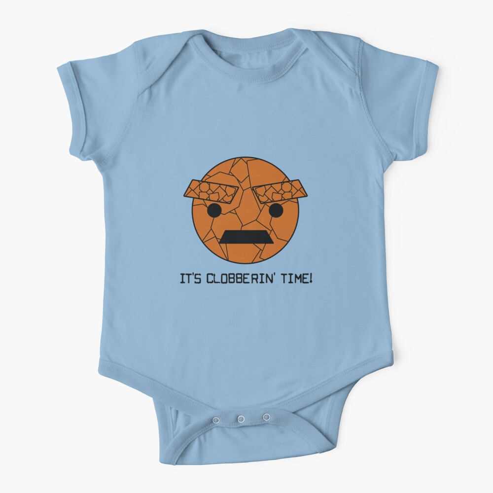 It's Clobberin' Time! Baby One-Piece