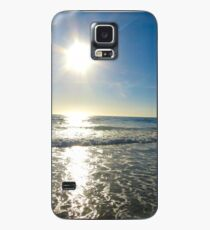 San Diego Beach With The Sun Case/Skin for Samsung Galaxy