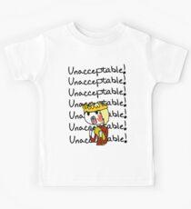 Joffrey - Unacceptable!! Kids Tee