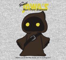 Honest Jawa's Used Droids Emporium | Unisex T-Shirt