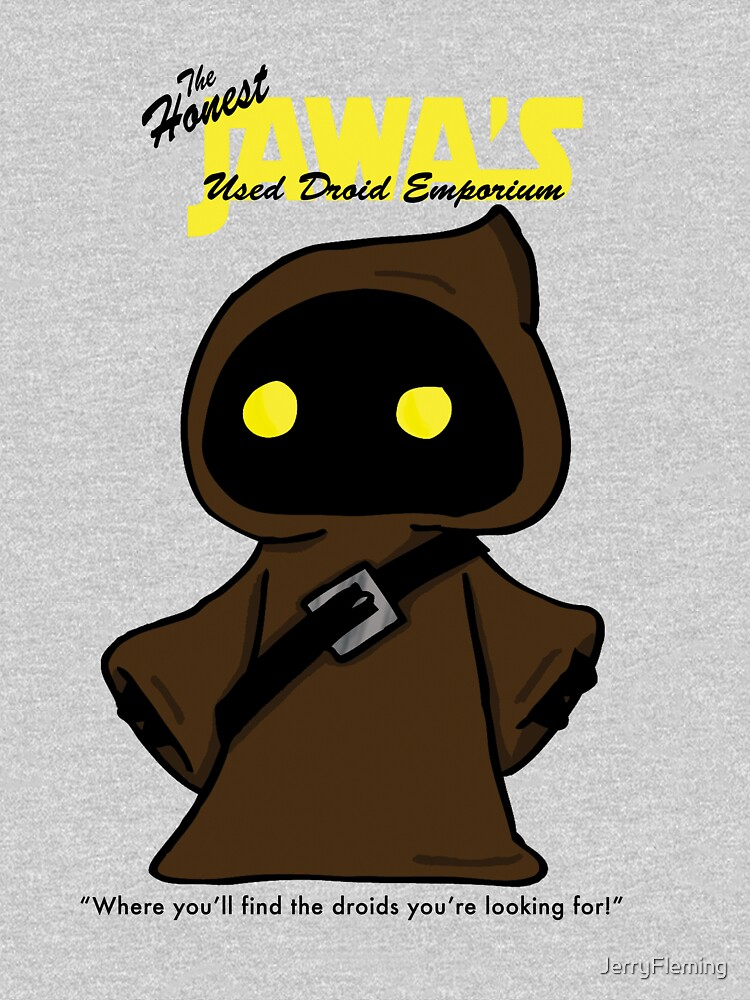 TShirtGifter presents: Honest Jawa's Used Droids Emporium | Unisex T-Shirt