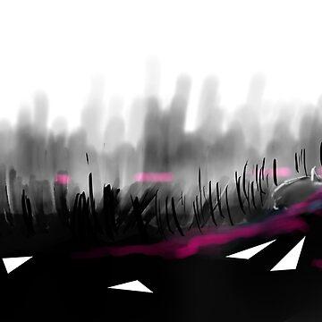 Skull 3 by llydisblur