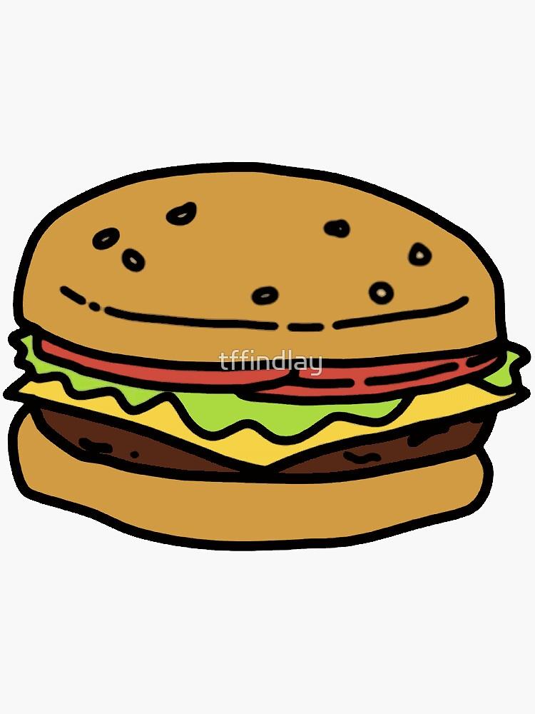 Burger by tffindlay