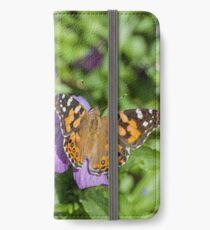 Butterfly iPhone Wallet/Case/Skin