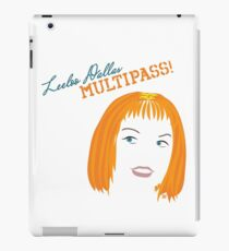 Leeloo Dallas iPad Case/Skin