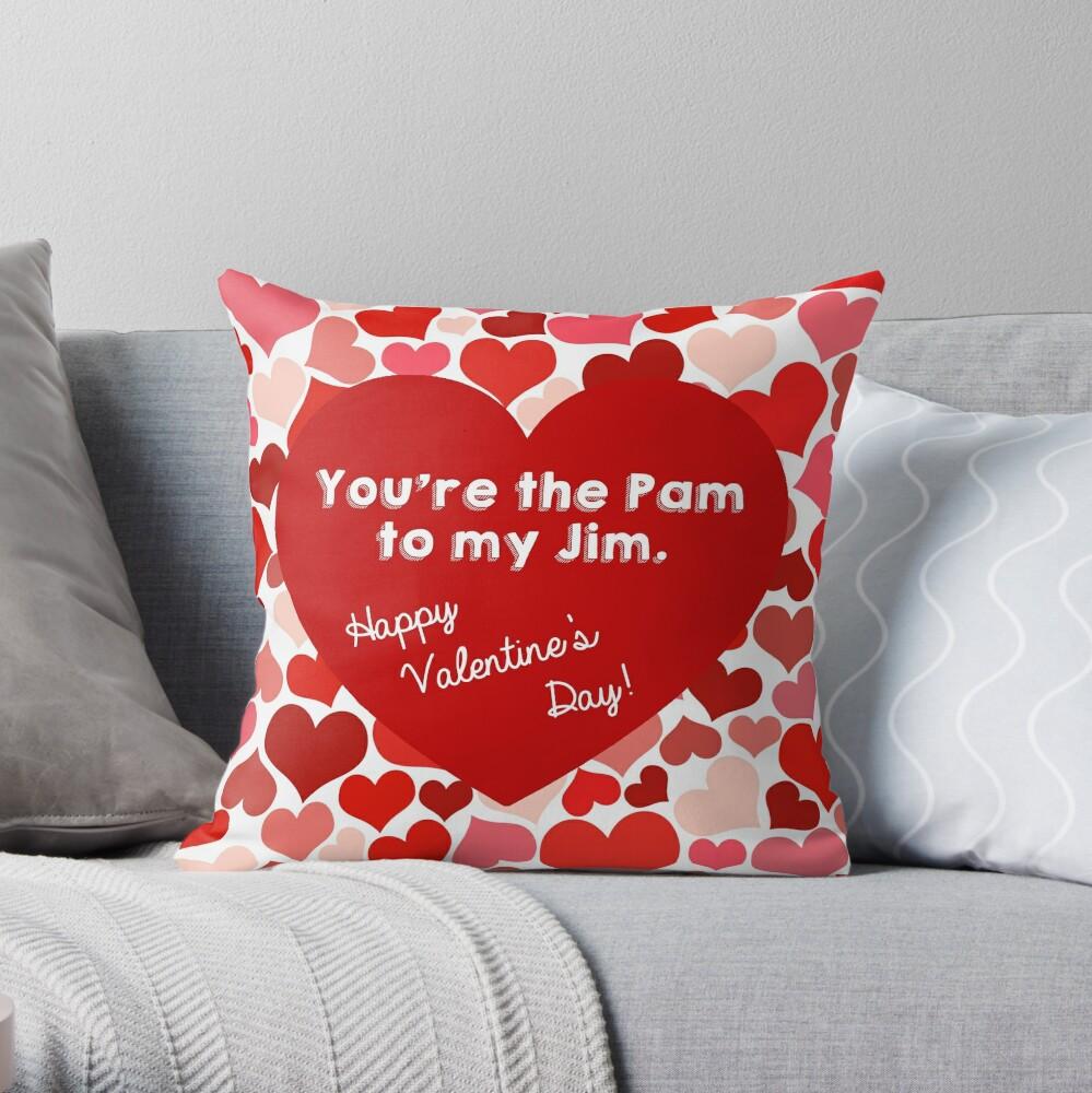 Eres la Pam de mi Jim Cojín