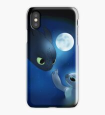 How to Train Stitch's Dragon iPhone Case