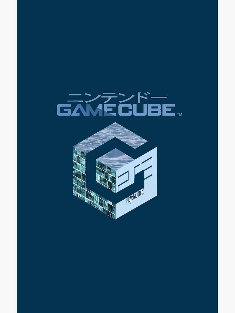 Vaporwave Gamecube von DaftDesigns