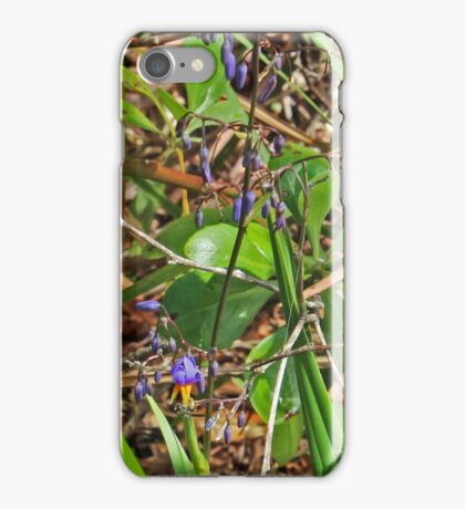Winda Woppa Walk Fab Flower iPhone Case/Skin