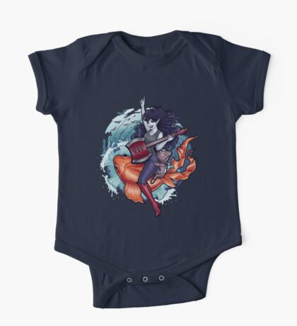 Daddy's Little Monster Kids Clothes