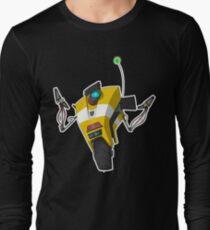 Claptrap Sticker Long Sleeve T-Shirt
