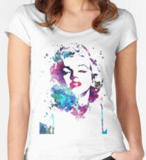 Mary Women's Fitted Scoop T-Shirt