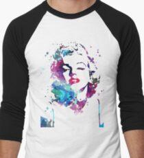 Camiseta ¾ bicolor para hombre María