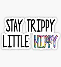 Little Hippy Sticker