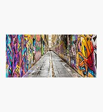 Union Lane Photographic Print