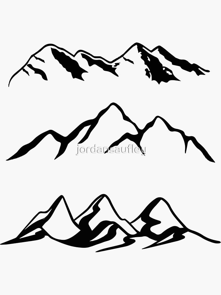 Mountain Series  by jordansaufley