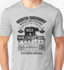 wilderness warriors Unisex T-Shirt