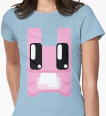 Filler Bunny Womens Fitted T-Shirt