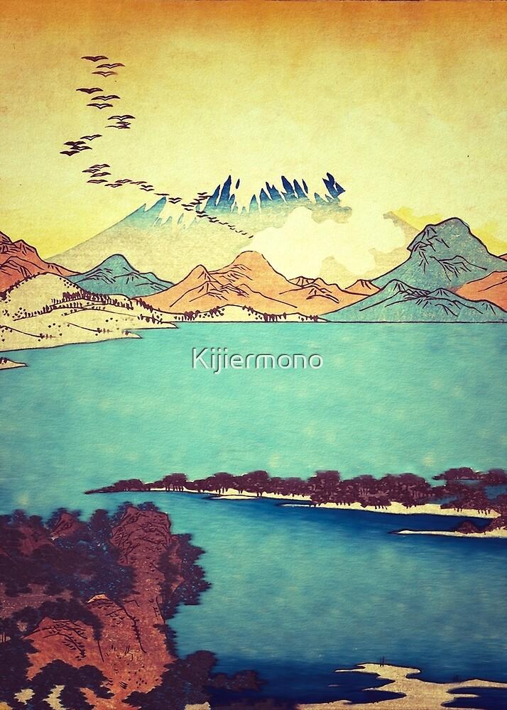 «A su llegada a Dekijin» de Kijiermono