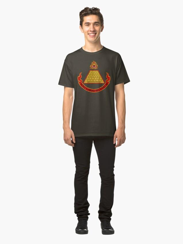 Alternate view of Desperately Seeking Susan Classic T-Shirt