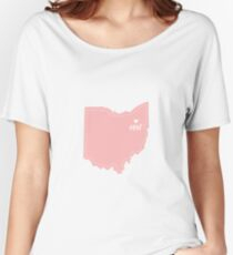 Kent, Ohio Women's Relaxed Fit T-Shirt